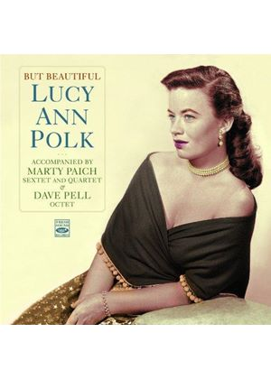 Lucy Ann Polk - But Beautiful (Music CD)
