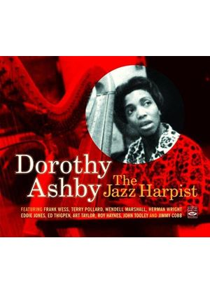 Dorothy Ashby - Jazz Harpist (Music CD)
