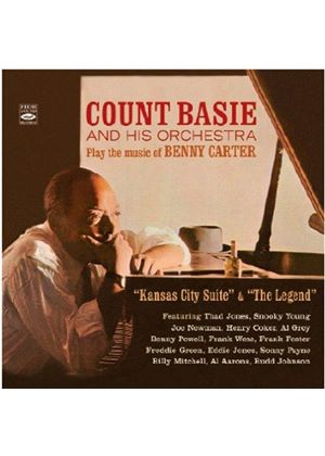 Count Basie - Kansis City Suite/The Legend (Music CD)