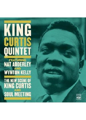 King Curtis - New Scene of King Curtis/Soul Meeting (Music CD)