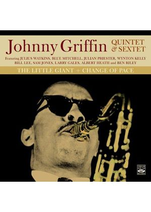 Johnny Griffin - Little Giant/Change of Pace (Music CD)