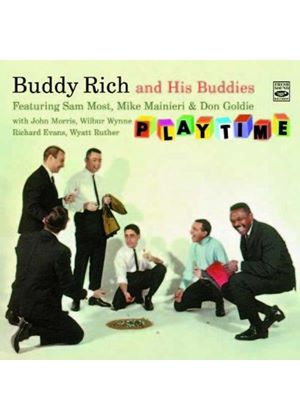 Buddy Rich - And His Buddies + Playtime (Music CD)