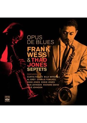 Frank Wess - Opus de Blues (Music CD)