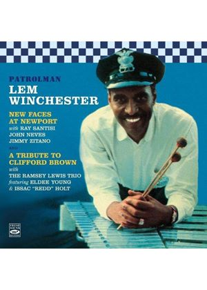 Lem Winchester - New Faces at Newport/A Tribute to Clifford Brown (Music CD)
