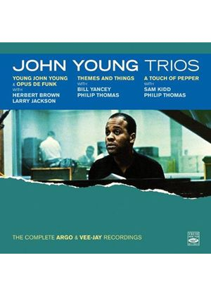 John Young - Complete Argo and Vee Jay Recordings (Music CD)