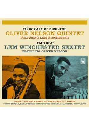 Lem Winchester - Takin' Care of Business/Lem's Beat (Music CD)