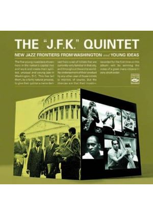 JFK Quintet - New Jazz Frontiers from Washington/Young Ideas (Music CD)
