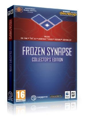 Frozen Synapse - (Special Edition) (PC/Mac DVD)