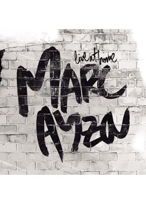 Marc Ayza - Live at Home (Music CD)