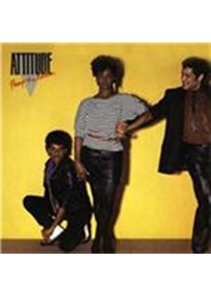 Attitude - Pump the Nation (Music CD)
