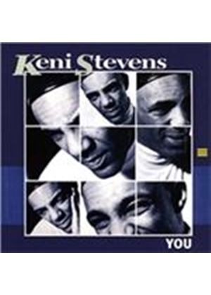 Keni Stevens - You (Music CD)