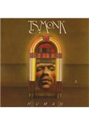 T.S. Monk - Human (Music CD)