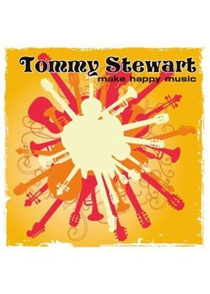 Tommy Stewart - Make Happy Music (Music CD)