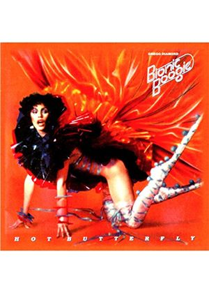 Bionic Boogie - Hot Butterfly [Remastered] (Music CD)