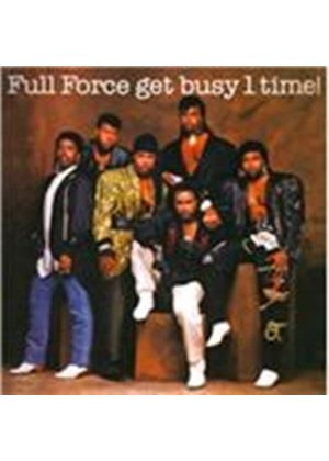Full Force - Full Force Get Busy 1 Time! [Remastered] (Music CD)