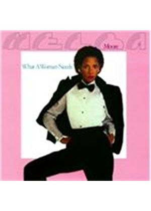 Melba Moore - What a Woman Needs [Remastered] (Music CD)