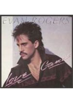 Evan Rogers - Love Games (Music CD)