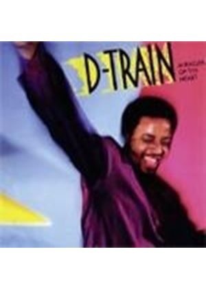 "James ""D-Train"" Williams - Miracles of the Heart (Music CD)"