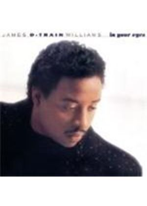 "James ""D-Train"" Williams - In Your Eyes (Music CD)"