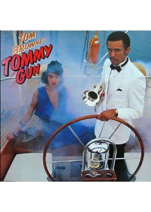 Tom Browne - Tommy Gun (Music CD)