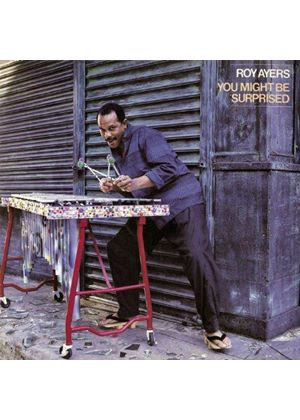 Roy Ayers - You Might Be Surprised (Music CD)