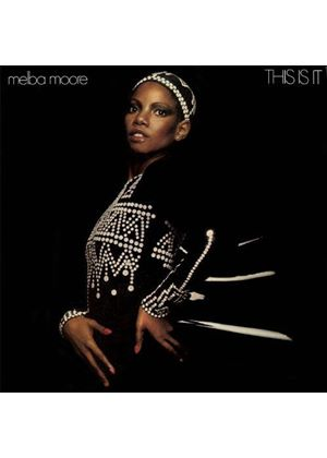 Melba Moore - This Is It (Music CD)