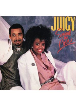 Juicy - Spread The Love (Music CD)