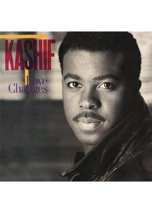 Kashif - Love Changes (Music CD)