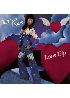 Tamiko Jones - Love Trip (Music CD)