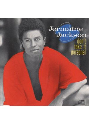 Jermaine Jackson - Dont Take It Personal (Music CD)
