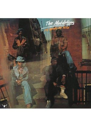 Modulations - It's Rough out Here (Music CD)