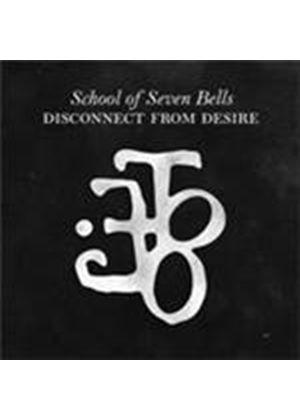 School Of Seven Bells - Disconnect From Desire (Music CD)