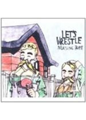 Let's Wrestle - Nursing Home (Music CD)