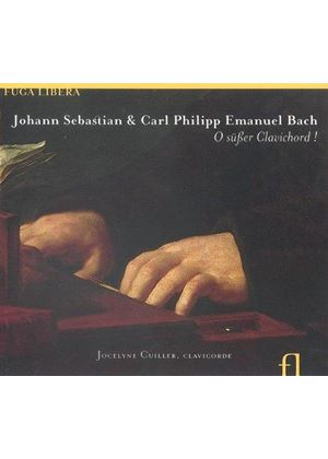 J.S. And C.P.E. Bach - O Susser Clavichord! (Cuiller)