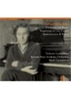 Schnittke: Concerto For Piano; Variations On One Chord; Improvisation & Fugue