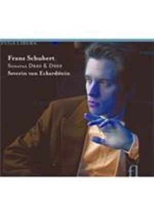 Schubert: Sonatas D840 \'Relique\' & D959 (Music CD)