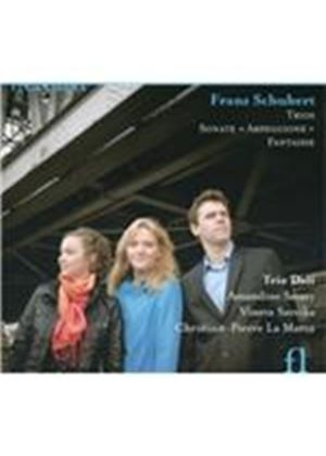 Schubert: Trios; Sonate Arpeggione; Fantaisie (Music CD)
