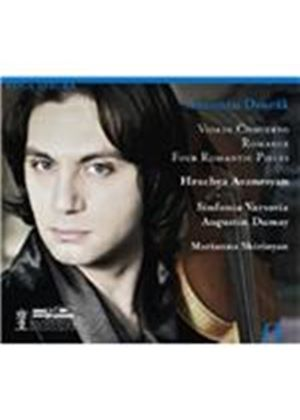 Dvorak: Violin Concertos; Romance for Violin and Orchestra; Four Romantic Pieces for Violin and Pian (Music CD)