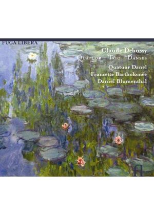 Debussy: Quartet; Trio; Danses (Music CD)