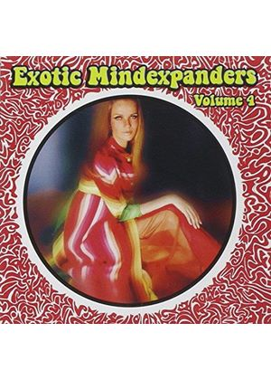 Various Artists - Exotic Mindexpanders Vol.4 (Music CD)