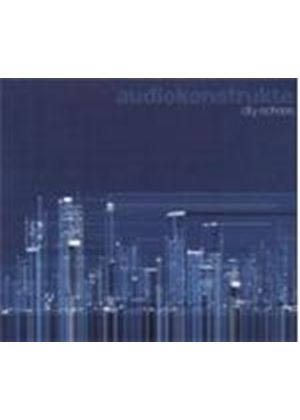 Audiokonstrukte - City Echoes (Music CD)
