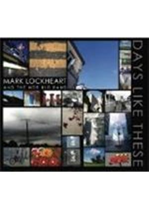 Lockheart, Mark & The NDR Bigband/Nic France - Days Like These (Music CD)
