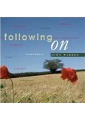 John Warren - Following On (Music CD)