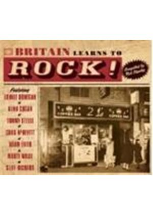 Various Artists - Britain Learns To Rock (Music CD)