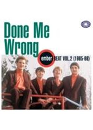 Various Artists - Done Me Wrong - Ember Beat Vol.2 (Music CD)