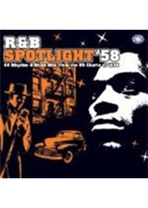 Various Artists - R & B Spotlight 1958 (Music CD)