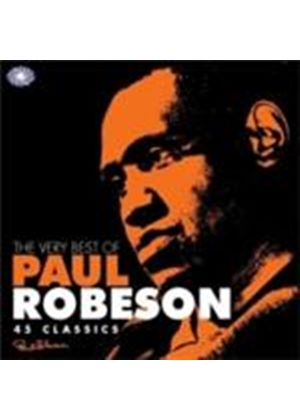 Paul Robeson - Very Best Of, The (45 Classics) (Music CD)