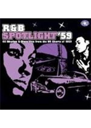 Various Artists - R&B Spotlight 1959 (Rhythm & Blues Hits) (Music CD)
