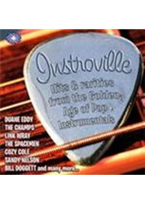 Various Artists - Instroville (Instrumental Hits And Rarities) (Music CD)