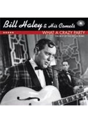 Bill Haley & The Comets - What A Crazy Party (The Best Of The Decca Years) (Music CD)